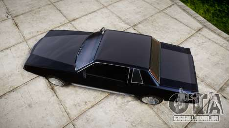 Declasse Sabre Premium para GTA 4 vista direita