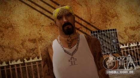 Fresno Buldogs 14 Skin 3 para GTA San Andreas terceira tela
