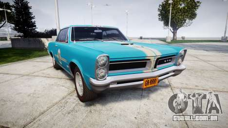 Pontiac GTO 1965 victory cars para GTA 4