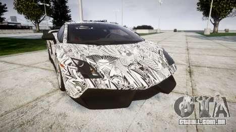 Lamborghini Gallardo LP570-4 Superleggera 2011 S para GTA 4