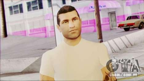 Russian Mafia Skin 4 para GTA San Andreas terceira tela