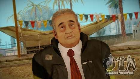 GTA 4 Emergency Ped 13 para GTA San Andreas terceira tela