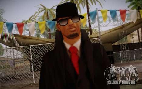 Ginos Ped 25 para GTA San Andreas terceira tela