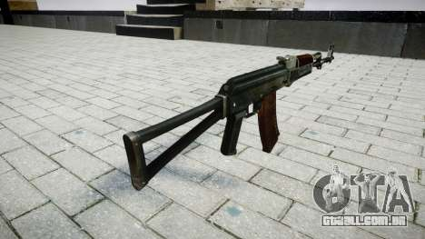 A AK-74 para GTA 4 segundo screenshot