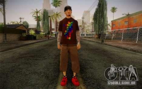 Ginos Ped 22 para GTA San Andreas