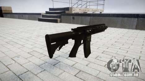 Máquina HK416 para GTA 4 segundo screenshot