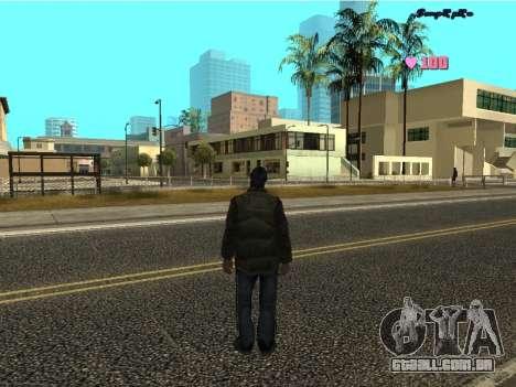 SAMP Fixer para GTA San Andreas quinto tela