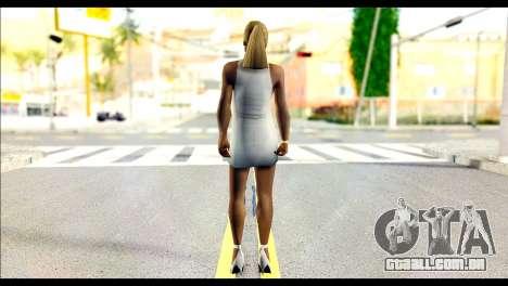 Ginos Ped 40 para GTA San Andreas segunda tela