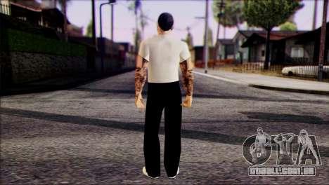 Russian Mafia Skin 4 para GTA San Andreas segunda tela