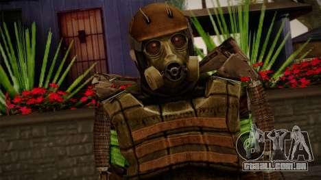 Army Exoskeleton para GTA San Andreas terceira tela