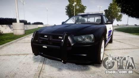 Dodge Charger RT 2014 Sheriff [ELS] para GTA 4