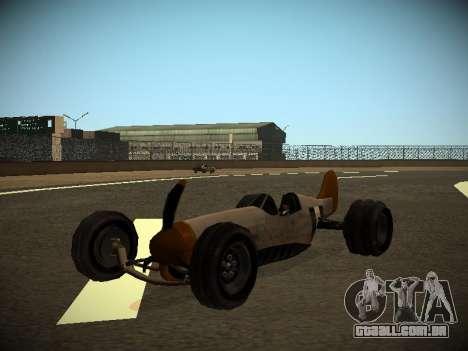 Rustler Rod Beta para GTA San Andreas