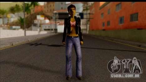 GTA San Andreas Beta Skin 2 para GTA San Andreas