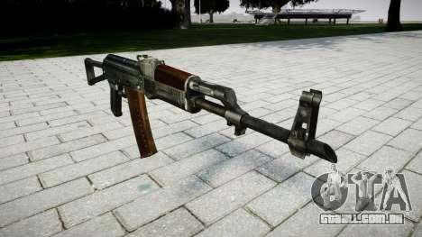A AK-74 para GTA 4
