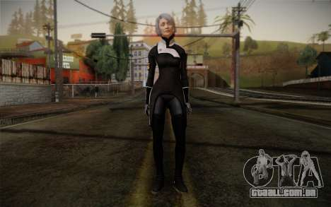 Karin Chakwas from Mass Effect para GTA San Andreas