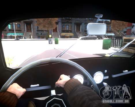 Moskvich 400 para GTA 4 vista direita