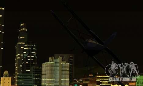 ENB Series para baixo PC 2.0 para GTA San Andreas quinto tela