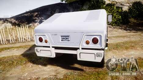GTA III Patriot HD para GTA 4 traseira esquerda vista
