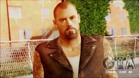 Left 4 Dead Survivor 3 para GTA San Andreas terceira tela