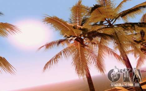 Krevetka Graphics v1.0 para GTA San Andreas segunda tela