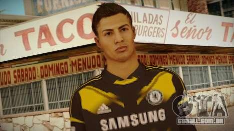 Footballer Skin 3 para GTA San Andreas terceira tela