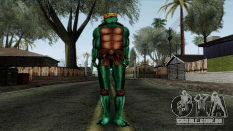Mike (Tartarugas Ninja) para GTA San Andreas