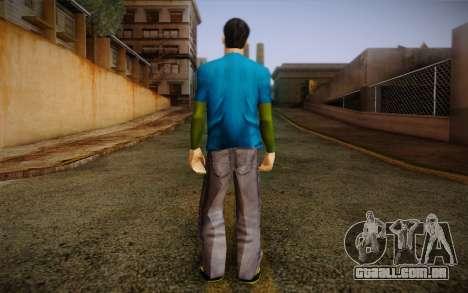 Ginos Ped 10 para GTA San Andreas segunda tela
