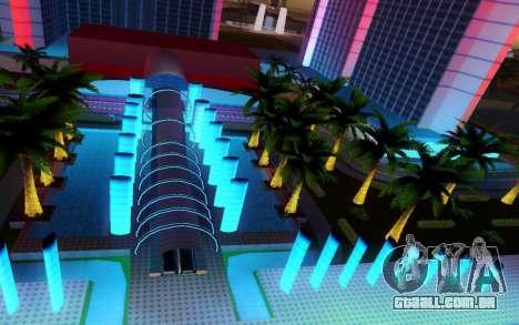 Krevetka Graphics v1.0 para GTA San Andreas twelth tela