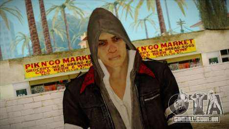 Alex Cutted Arms from Prototype 2 para GTA San Andreas terceira tela