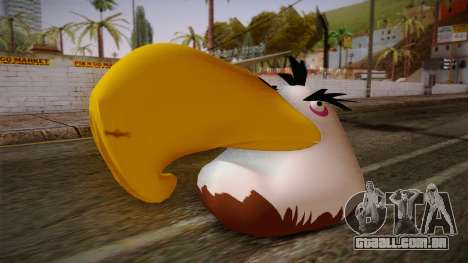 Might Eagle Bird from Angry Birds para GTA San Andreas