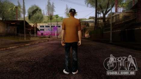 Gedimas Omyst Skin HD para GTA San Andreas segunda tela
