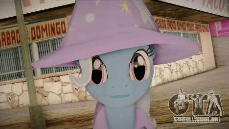Trixie from My Little Pony para GTA San Andreas terceira tela