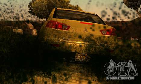 ENB Series para baixo PC 2.0 para GTA San Andreas segunda tela