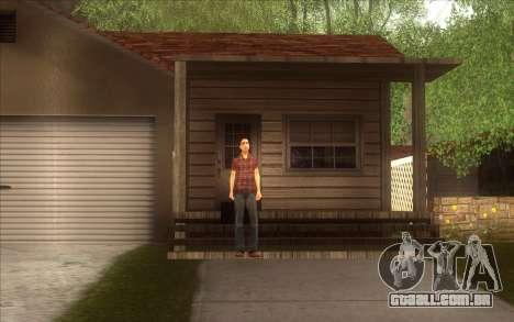 A revitalização da aldeia Dillimore para GTA San Andreas quinto tela