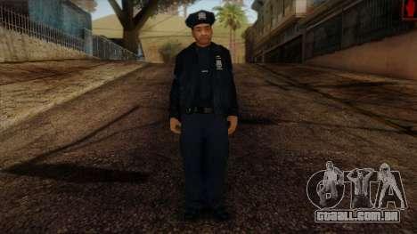 GTA 4 Emergency Ped 14 para GTA San Andreas