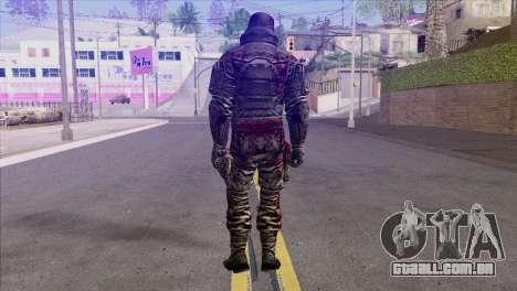 Outlast Skin 7 para GTA San Andreas segunda tela