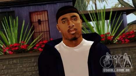 GTA 4 Skin 3 para GTA San Andreas terceira tela
