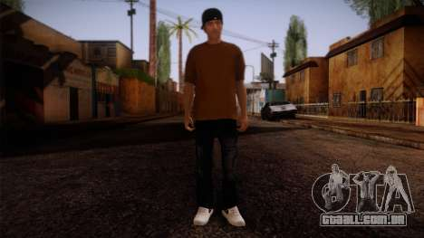 Gedimas Omyst Skin HD para GTA San Andreas