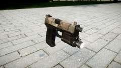 Pistola HK USP 45 erdl para GTA 4