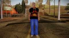 Phil Anselmo Skin