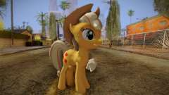 Applejack from My Little Pony para GTA San Andreas
