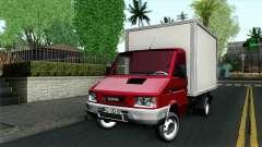 Iveco Daily 35 P para GTA San Andreas