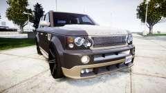 Range Rover Sport Kahn Tuning 2010 para GTA 4