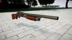 Riot espingarda Ithaca M37