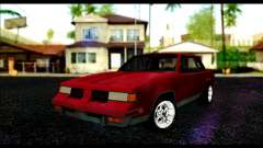 Oldsmobile Cutlass 1987 Beta para GTA San Andreas