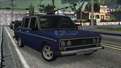 ВАЗ 2106 estilo russo 2.0