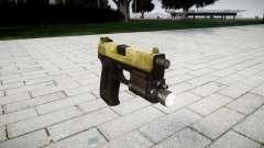 Pistola HK USP 45 azeite