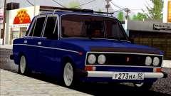 ВАЗ 2106 estilo russo