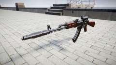 Автомат АК-47 Colimador e o Focinho de freio alv