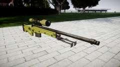 Sniper rifle AWP